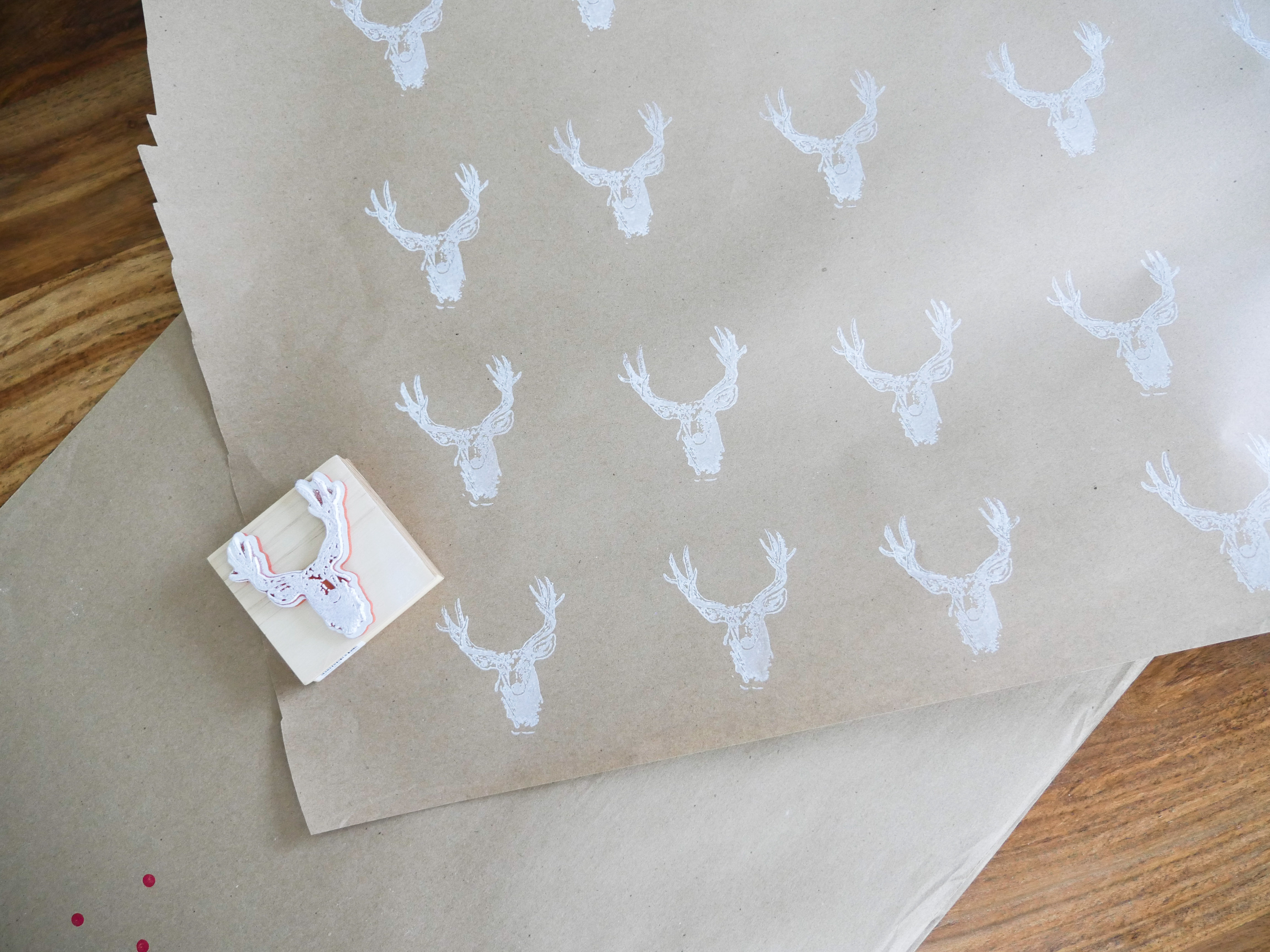 4 Kraft Paper Gift Wrapping Ideas Happily Eva After