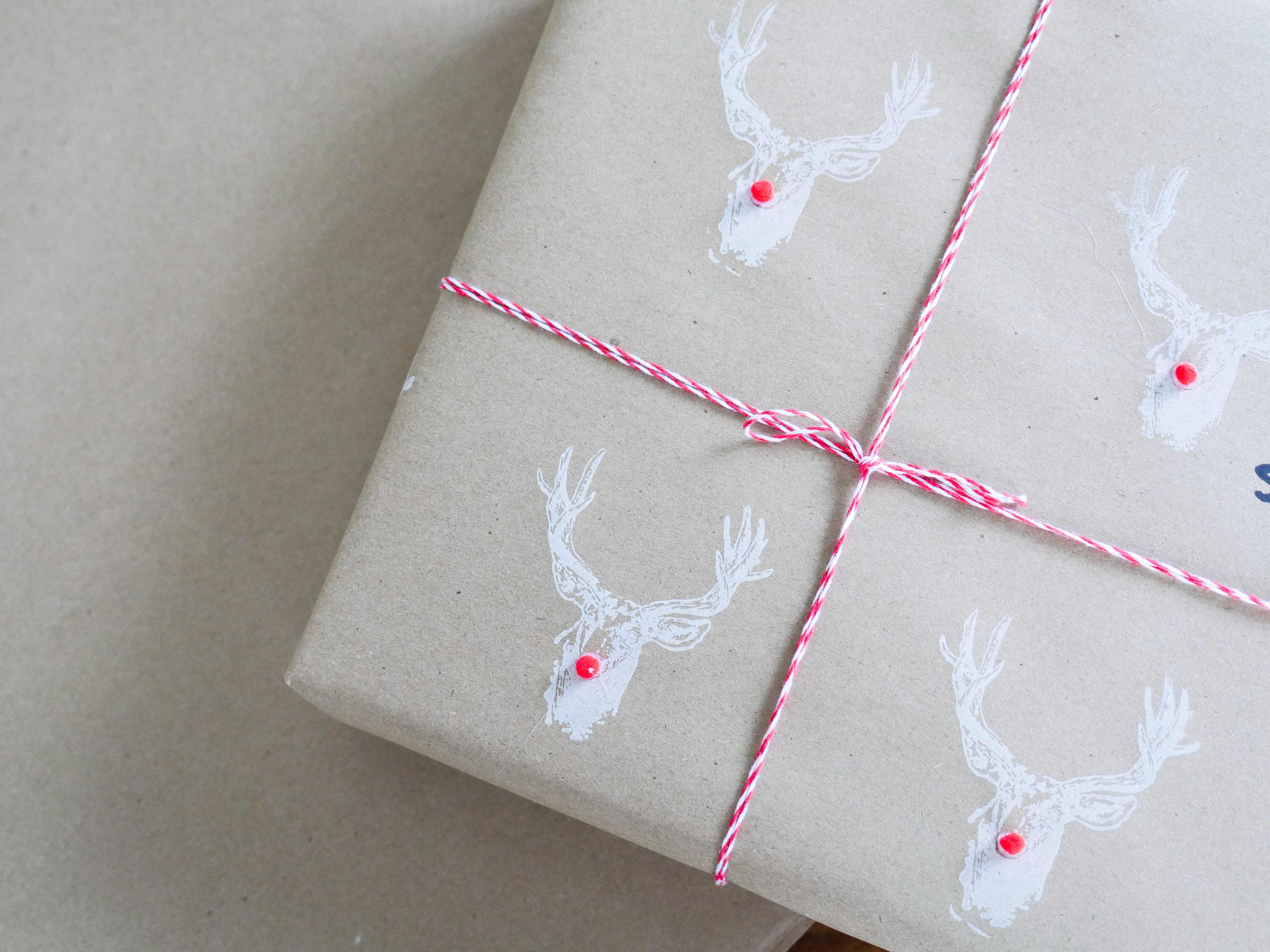 Eva Amurri shares 4 kraft paper gift wrapping ideas