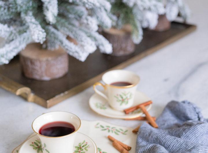 Eva Amurri shares a Mulled Wine recipe
