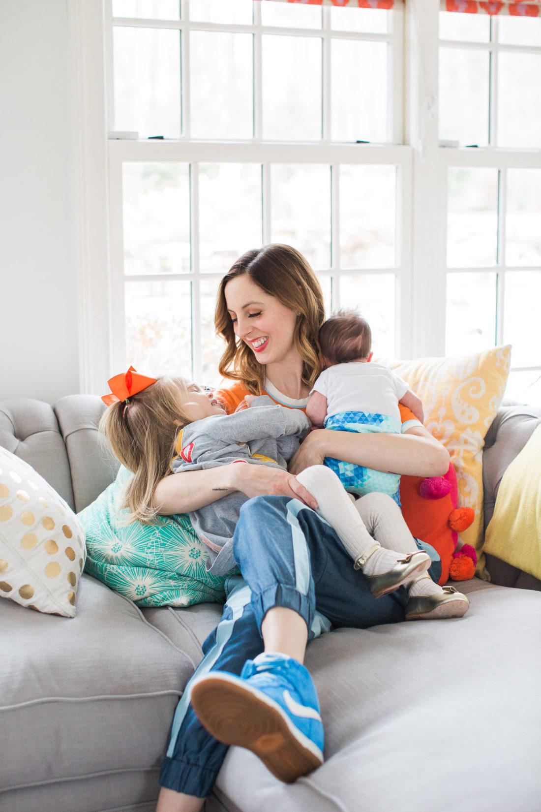 bd822f793f0 Eva Amurri Martino of lifestyle and motherhood blog Happily Eva After