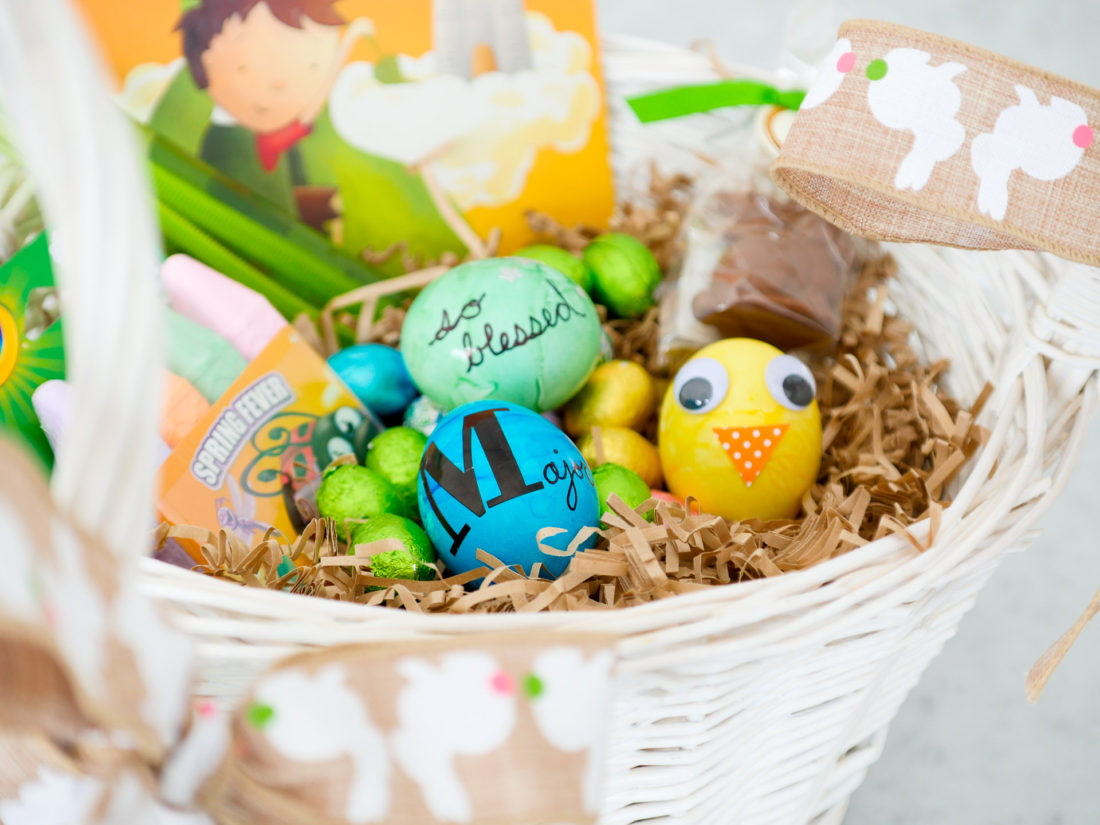 Eva Amurri Martino's Easter Basket DIY