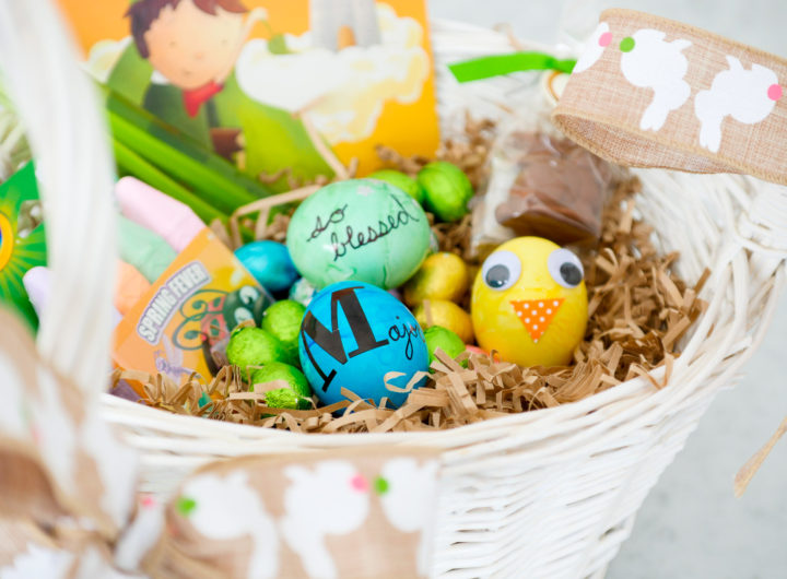 Eva Amurri shares how to fill an Easter Basket