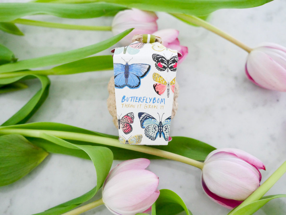 "Eva Amurri Martino features a wildflower seed ""bomb"" in her monthly obsessions picks"