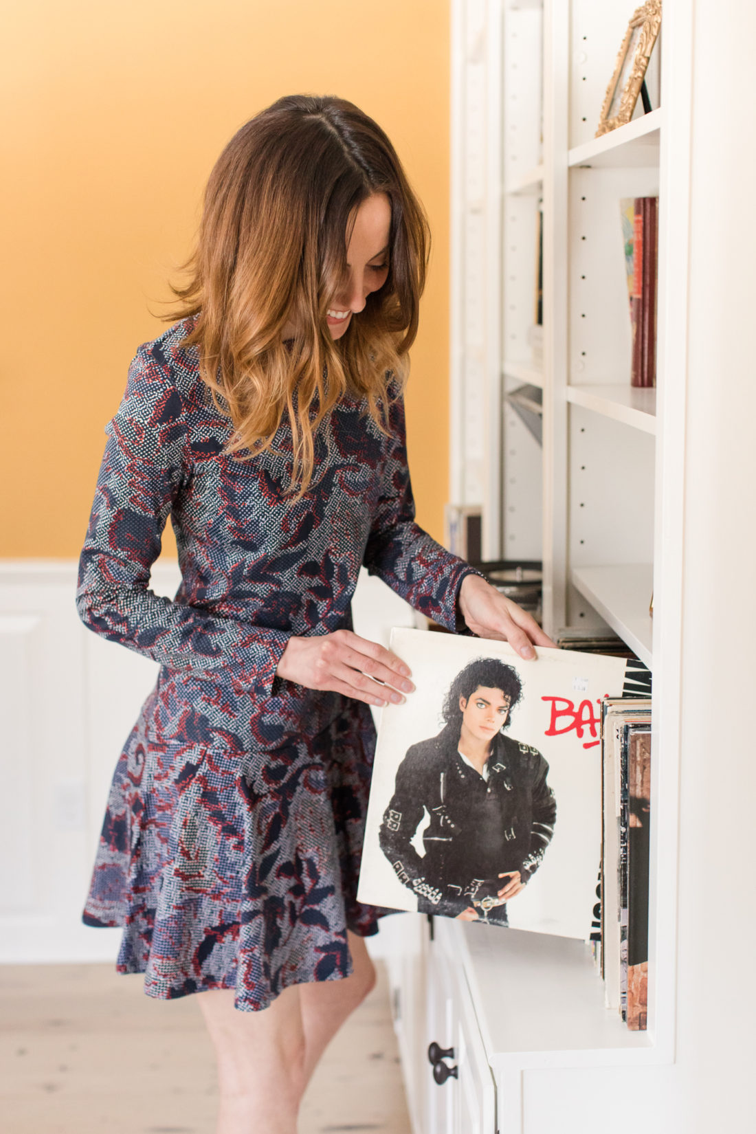Eva Amurri Martino chooses a record from her record collection