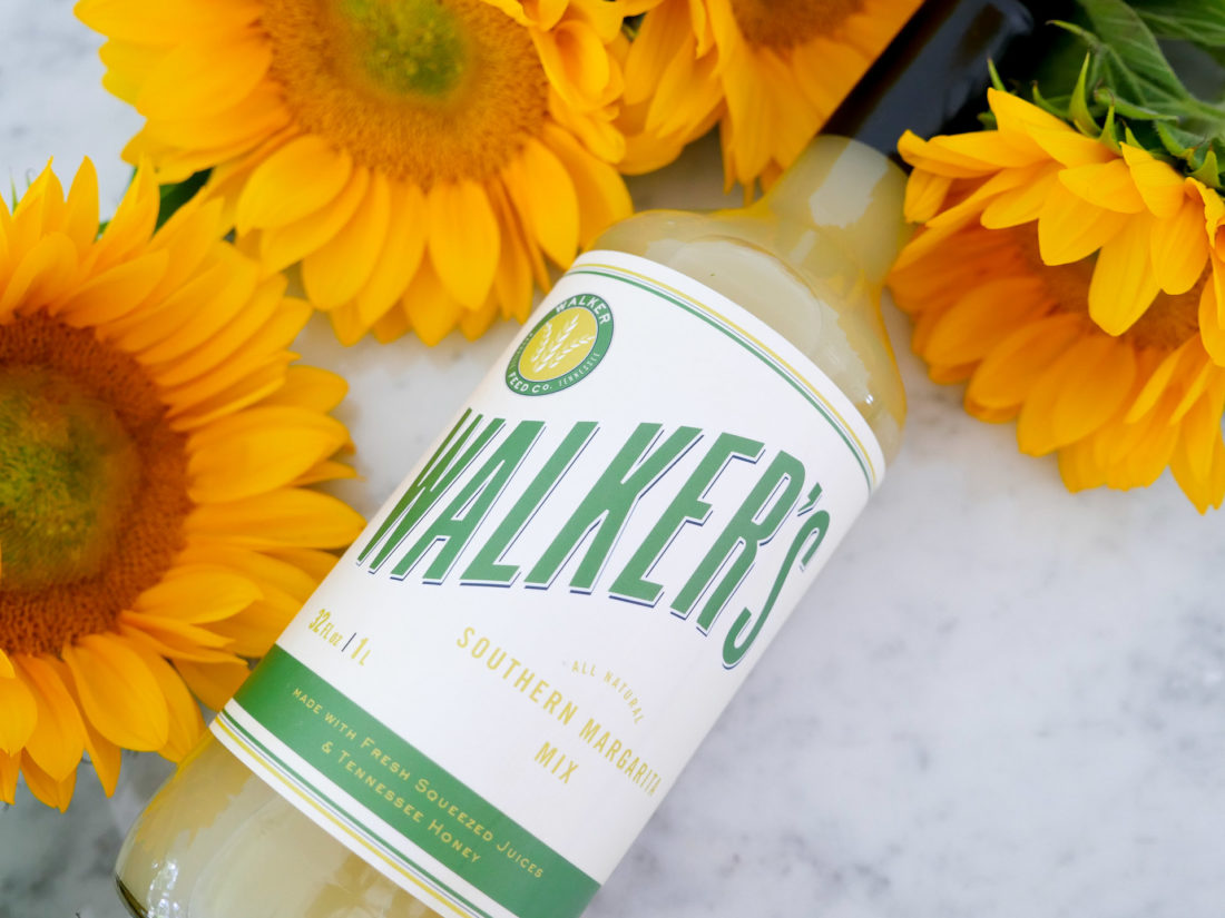 Eva Amurri Martino includes Walker's margarita mix as part of her monthly obsessions roundup