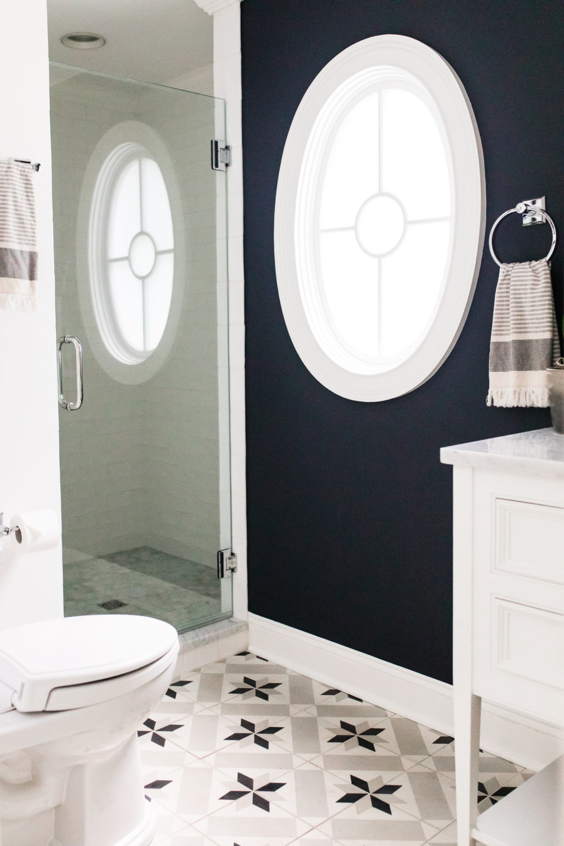 My Powder Room Redesign