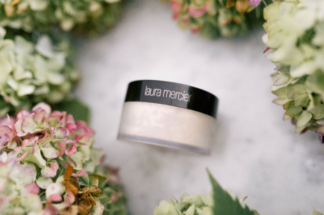 A translucent setting powder as part of Eva Amurri Martino's monthly obsessions roundup of products