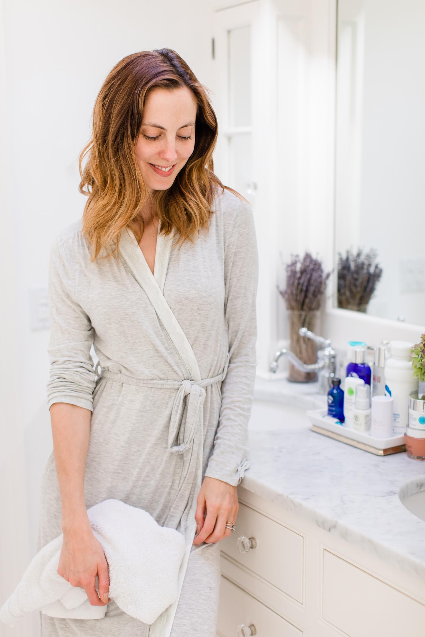 Eva Amurri Martino shares her skincare routine