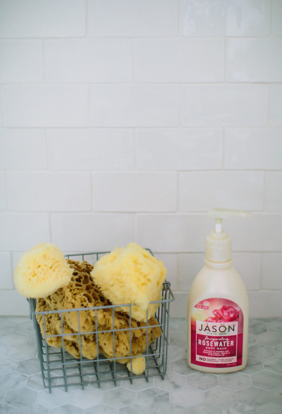 Eva Amurri Martino shares how she uses JASON body wash during the holiday hostess season in her home