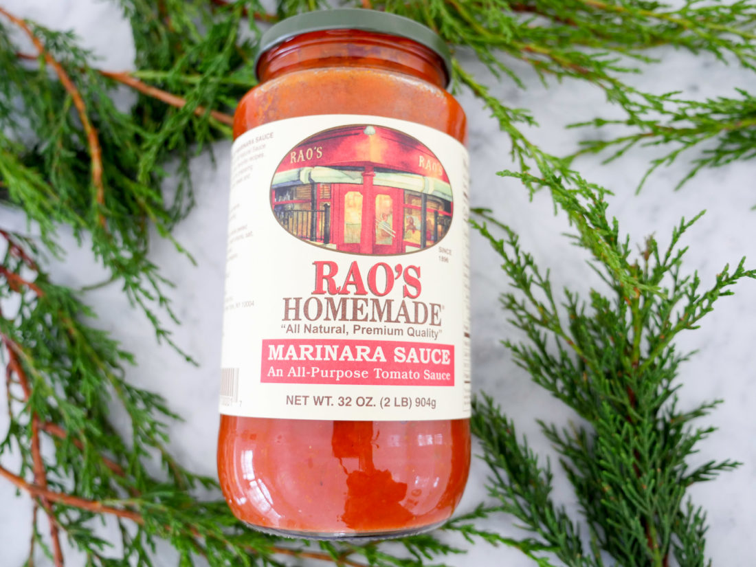 Eva Amurri Martino shares Rao's Marinara sauce as part of her monthly obesssions post