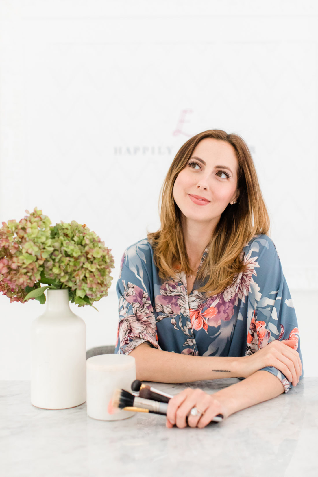 Eva Amurri Martino shares her photoshoot makeup look tutorial that she uses when capturing photographs for the blog