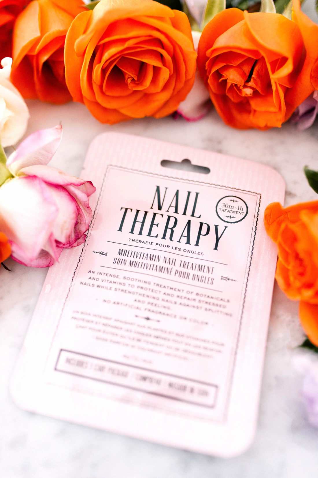 Eva Amurri Martino shares a nail therapy mask as part of her monthly obsessions roundup for April