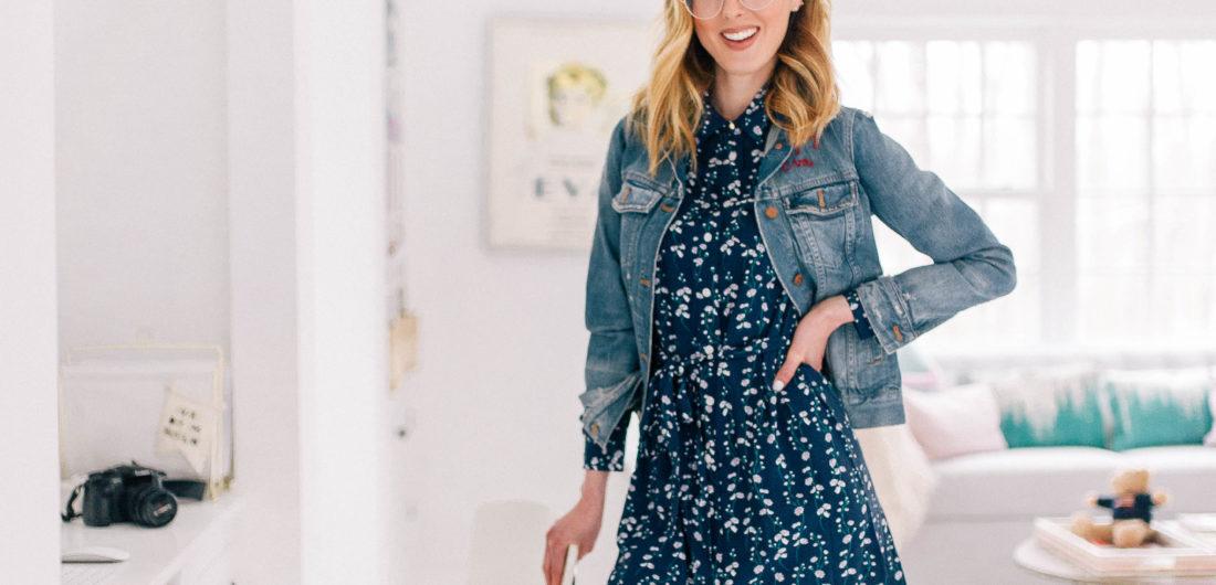Eva Amurri Martino shares her picks for work-friendly spring dresses