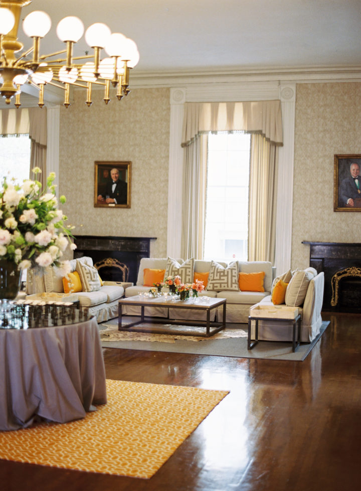 Eva Amurri Martino's Charleston wedding location