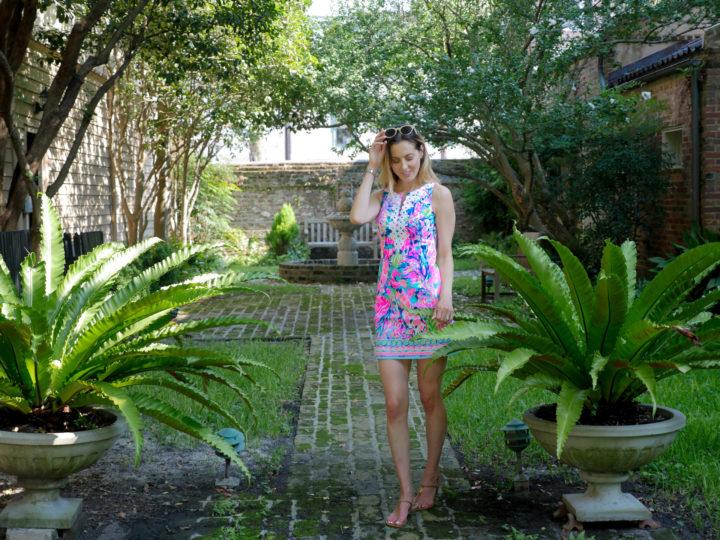 Eva Amurri Martino at the site of her 2011 wedding to Kyle Martino in Charleston.