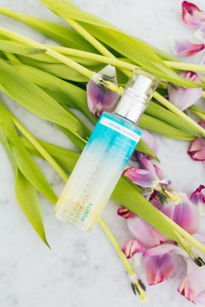 Eva Amurri Martino shares one of her August obsessions: St. Tropez Bronzing Water Face Mist