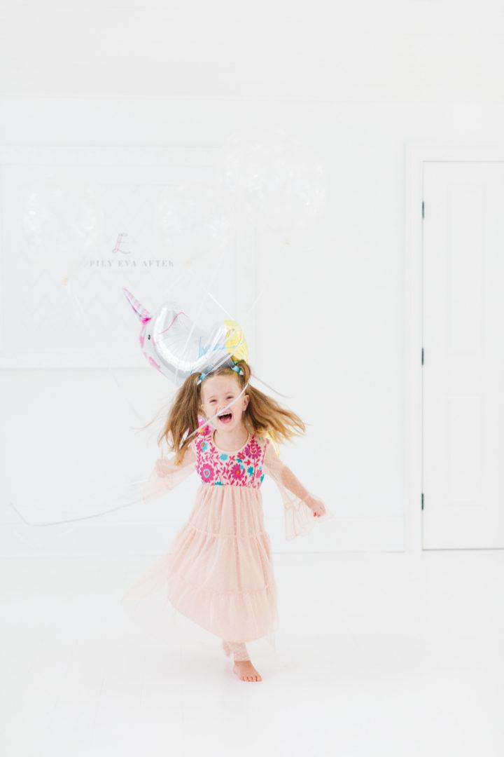 Eva Amurri Martino's daughter Marlowe celebrates her 4th birthday