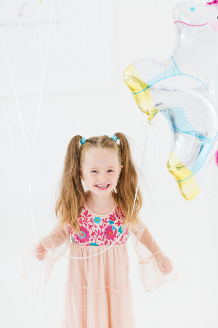 Eva Amurri Martinos Daughter Marlowe Celebrates Her 4th Birthday