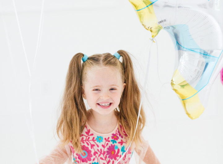 Eva Amurri Martino's daughter Marlowe celebrates her 4th birthday