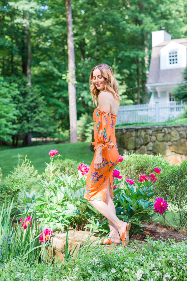 Eva Amurri Martino shares her favorite botanical print fashion picks