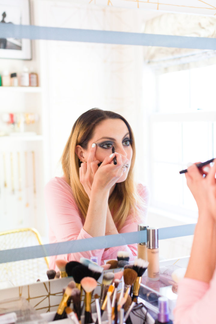 Eva Amurri Martino gives a how-to on taking your makeup from day to night