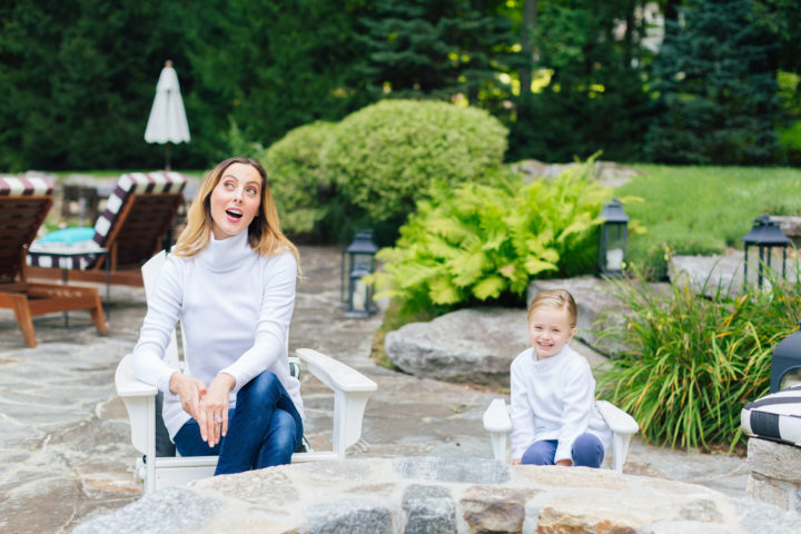 Eva Amurri Martino discusses what she's looking forward to this fall