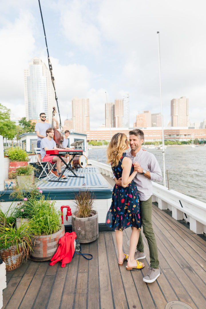Eva Amurri Martino shares her favorite date night spots in NYC