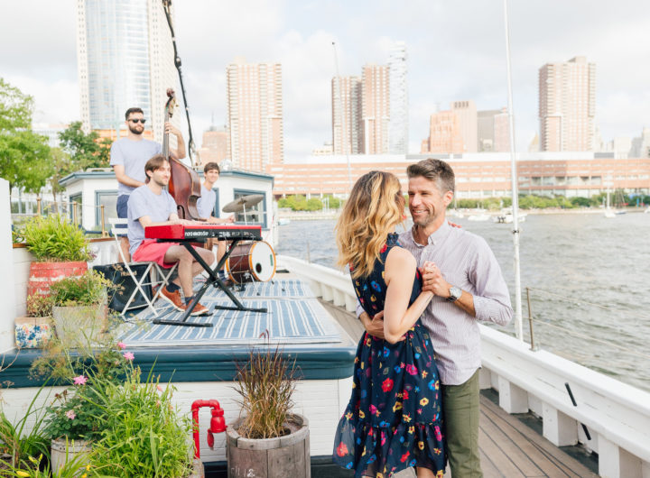Eva Amurri Martino shares her favorite date night spots in NYC