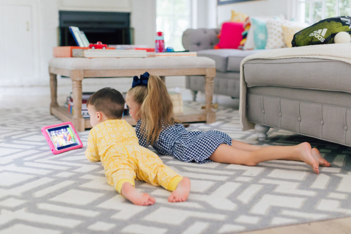 Eva Amurri Martino discusses her views on screen time for her kids