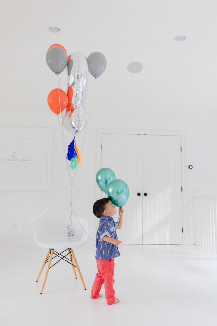 Eva Amurri Martino pens a person letter to her son Major on his 2nd birthday