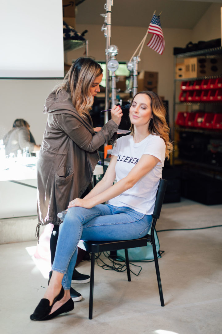 ec44251055e52 Eva Amurri Martino shares some behind-the-scenes of her collaborative  Mother-Daughter