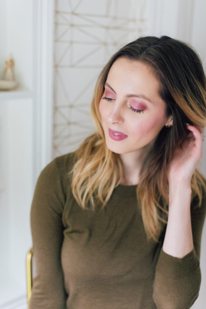 Eva Amurri Martino shares her favorite autumnal makeup look