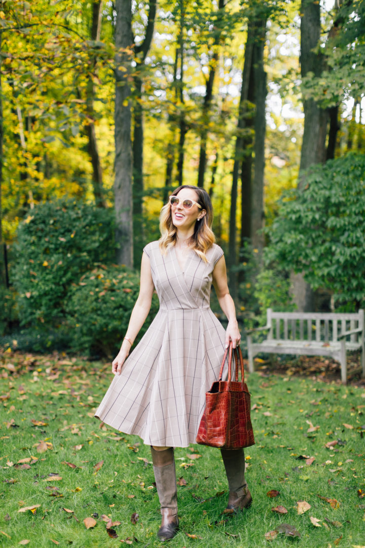 Eva Amurri Martino shares her favorite dresses for fall.