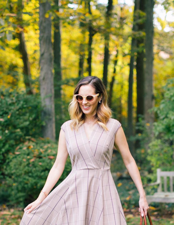 Eva Amurri Martino shares her 9 favorite fall dresses.