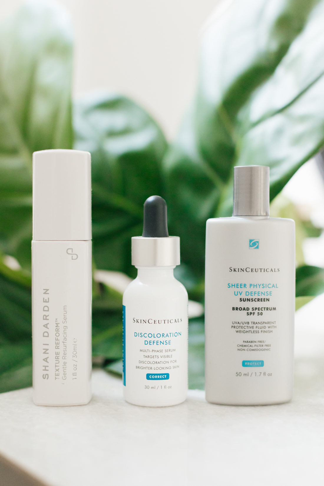 Eva Amurri Martino's go-to skincare products for fading melanoma spots.