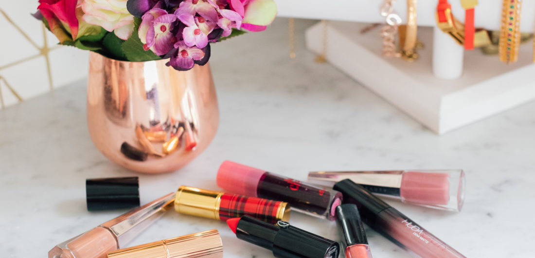 Eva Amurri Martino shares her favorite lipsticks for fall/winter 2018