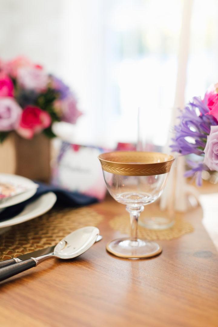 Eva Amurri Martino shares her colorful Thanksgiving table for 2018