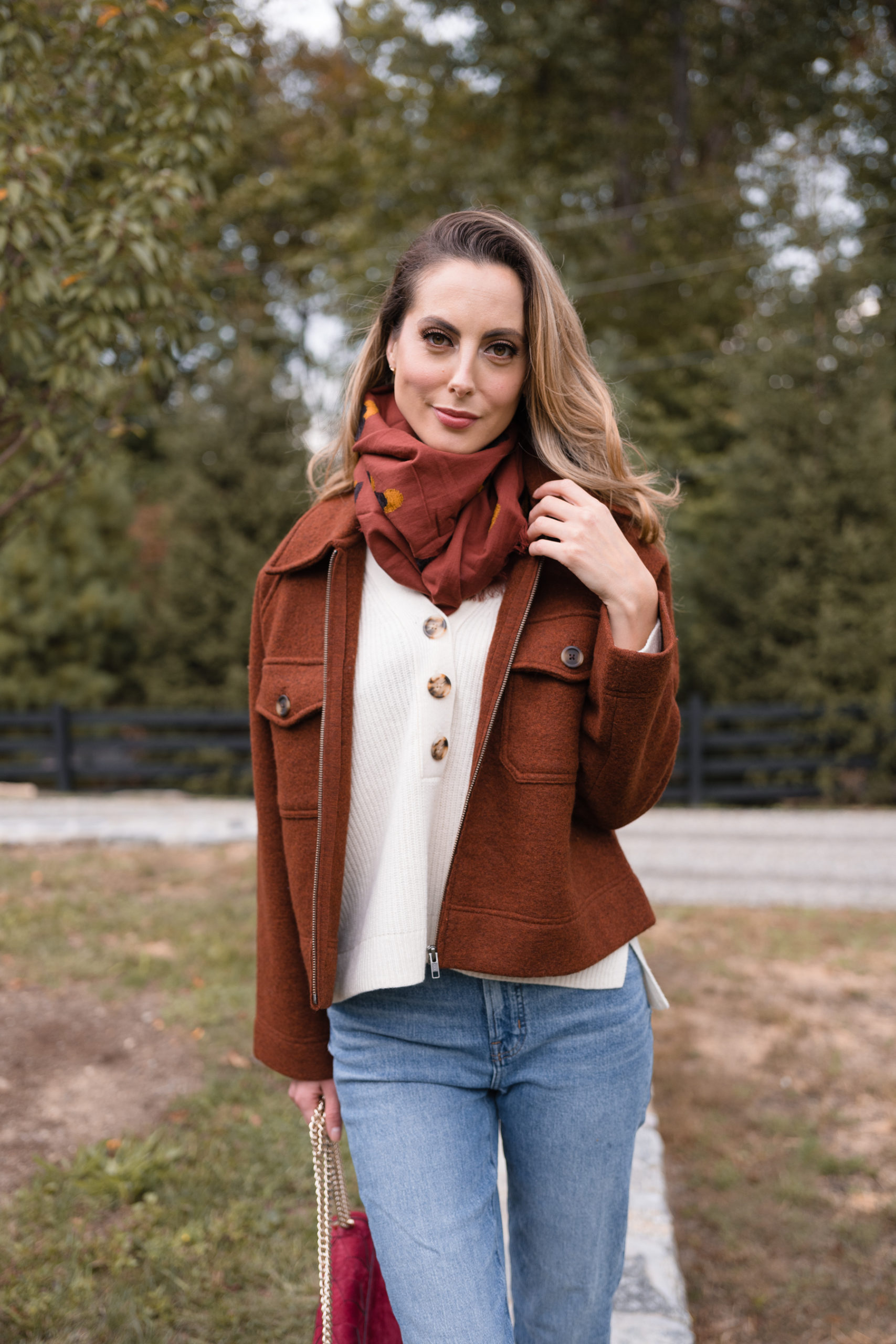 Eva Amurri shares how to navigate complicated relationships during the holidays