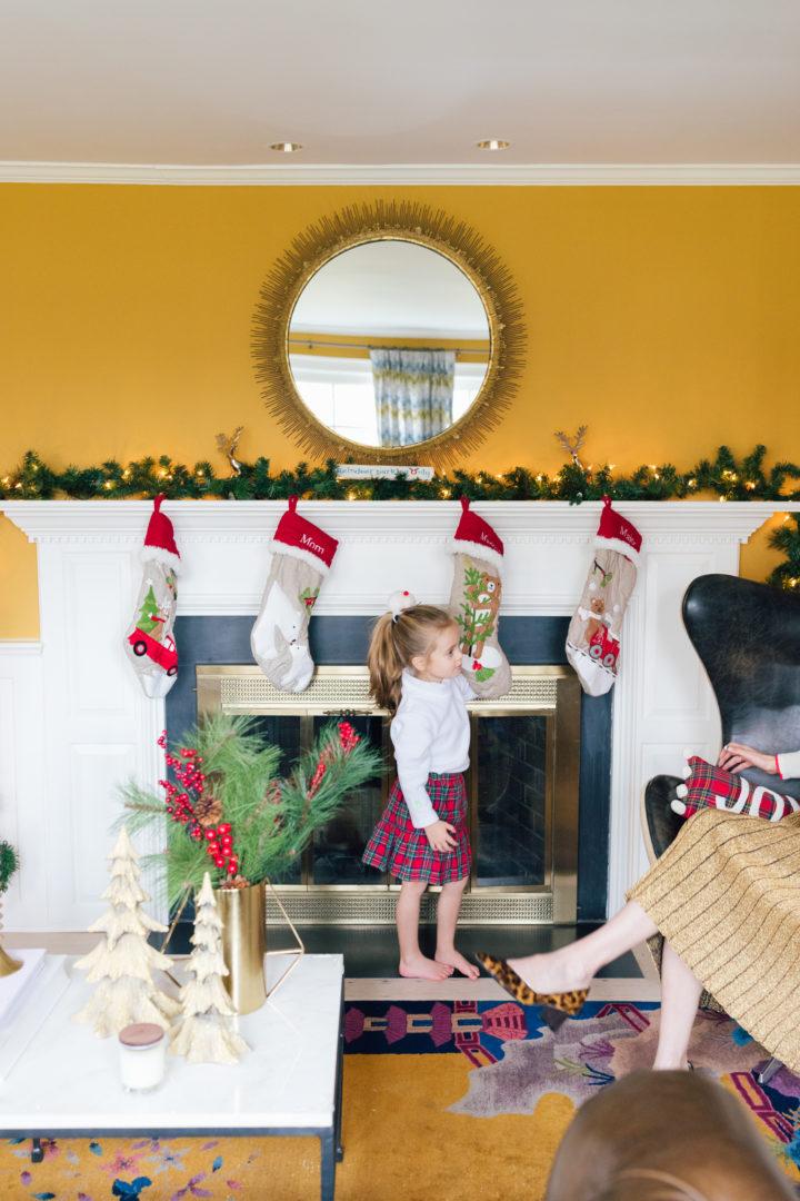 Eva Amurri Martino shares her 2018 holiday decor!