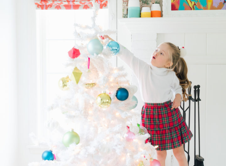 Eva Amurri Martino shares her 2018 holiday decor!