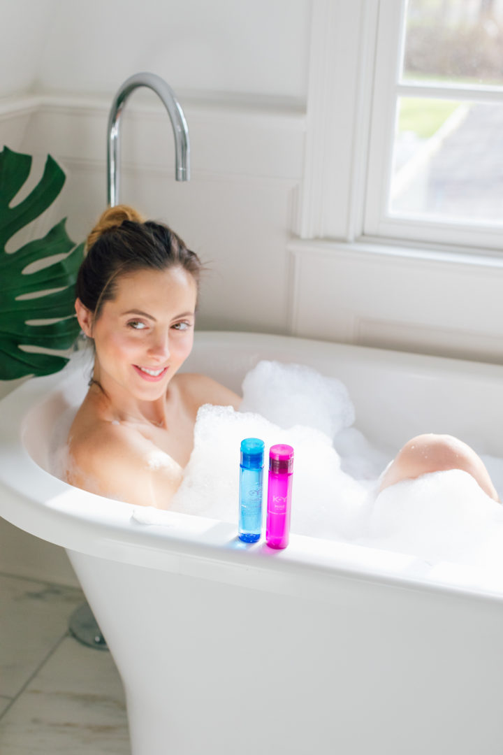 Eva Amurri Martino discusses the importance of taking charge of your sex life. with help from KY products