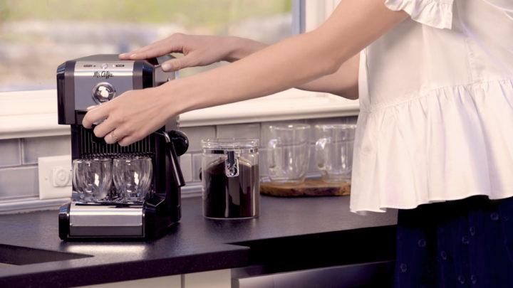 Eva Amurri Martino reviews the Mr. Coffee One-Touch & Easy Espresso Machines
