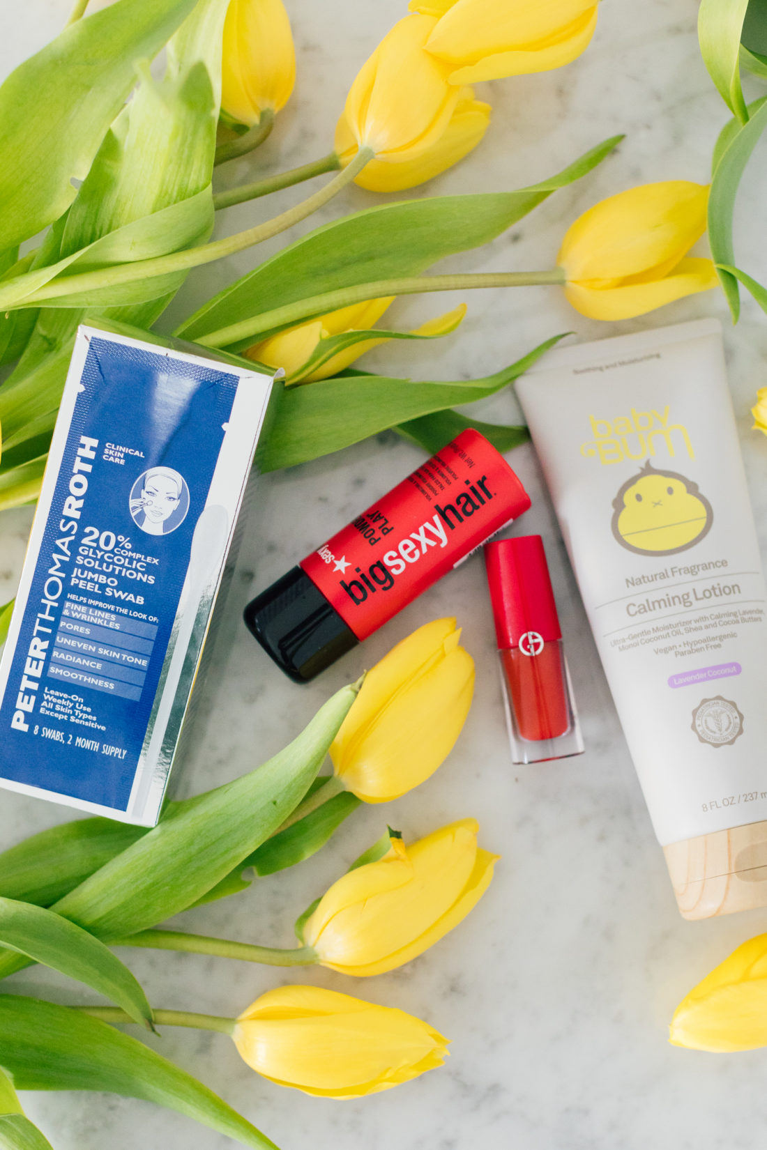 Eva Amurri Martino shares a roundup of her favorite beauty products for december