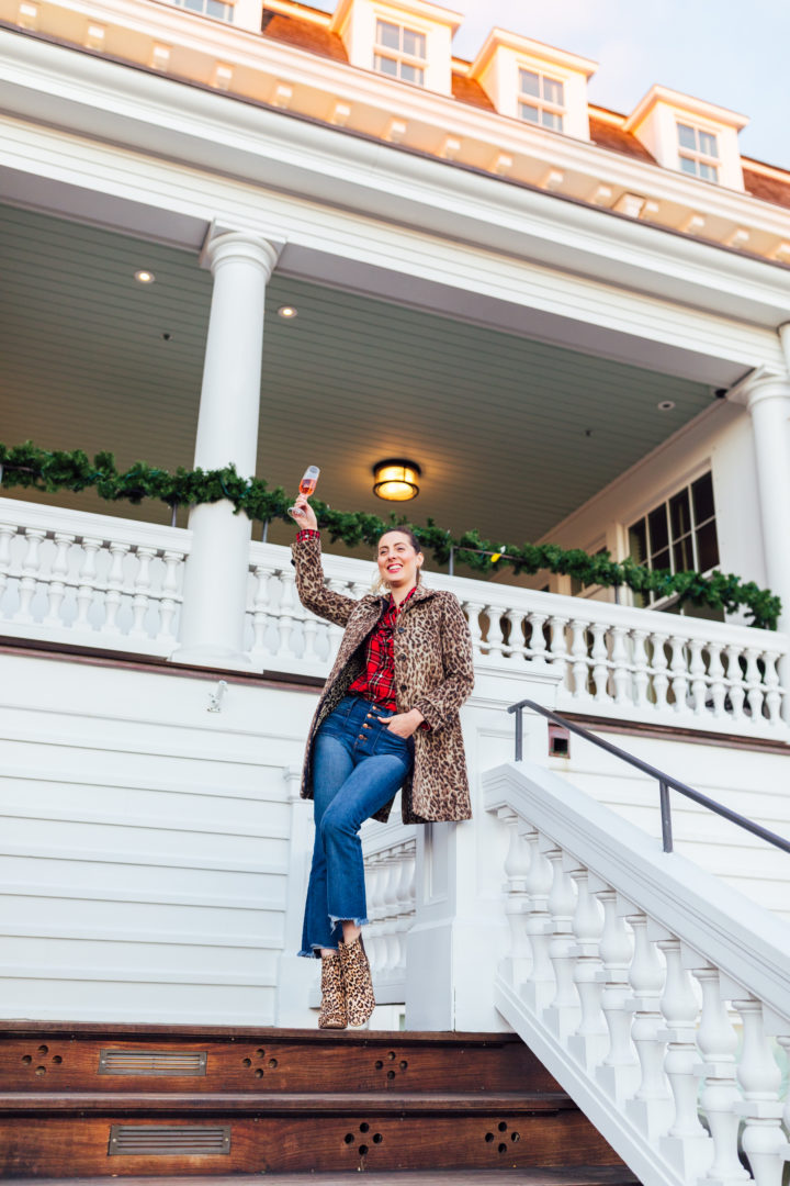 Eva Amurri Martino recaps a dreamy holiday getaway at Ocean House in Rhode Island