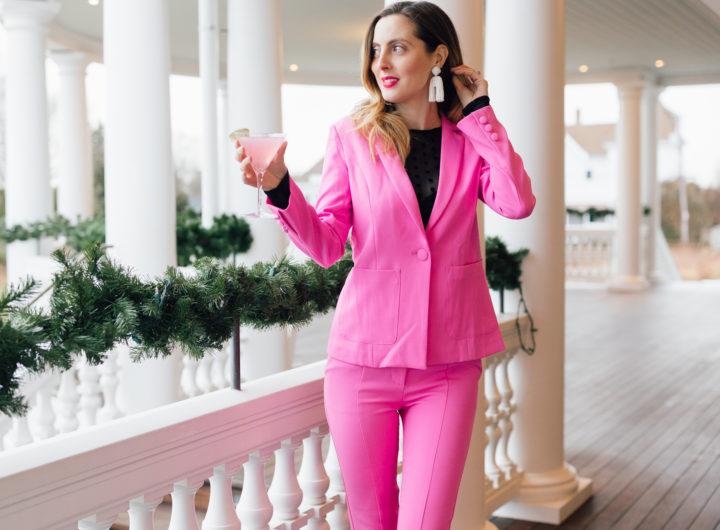 Eva Amurri Martino shares New Year's Eve style inspiration!