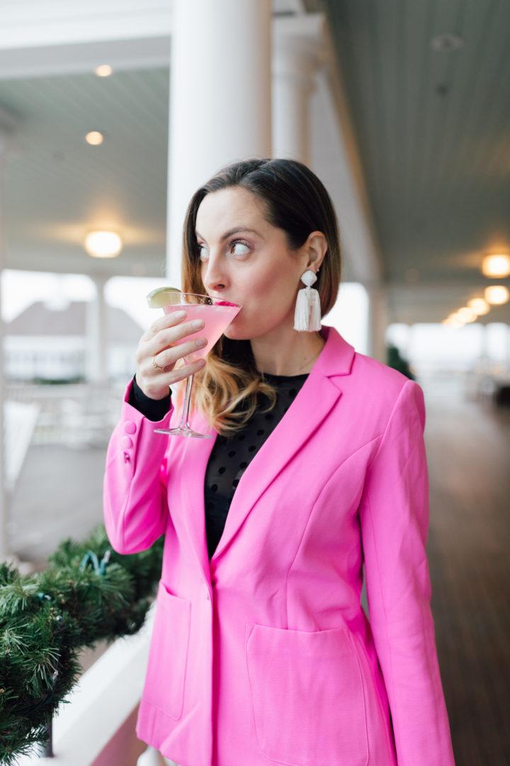 Eva Amurri Martino shares New Year's Eve style inspiration!