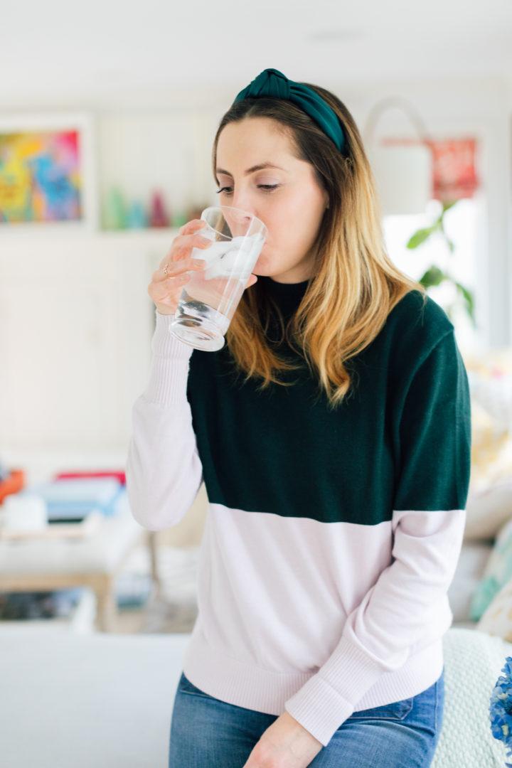 Eva Amurri Martino shares her daily vitamin and supplements routine!