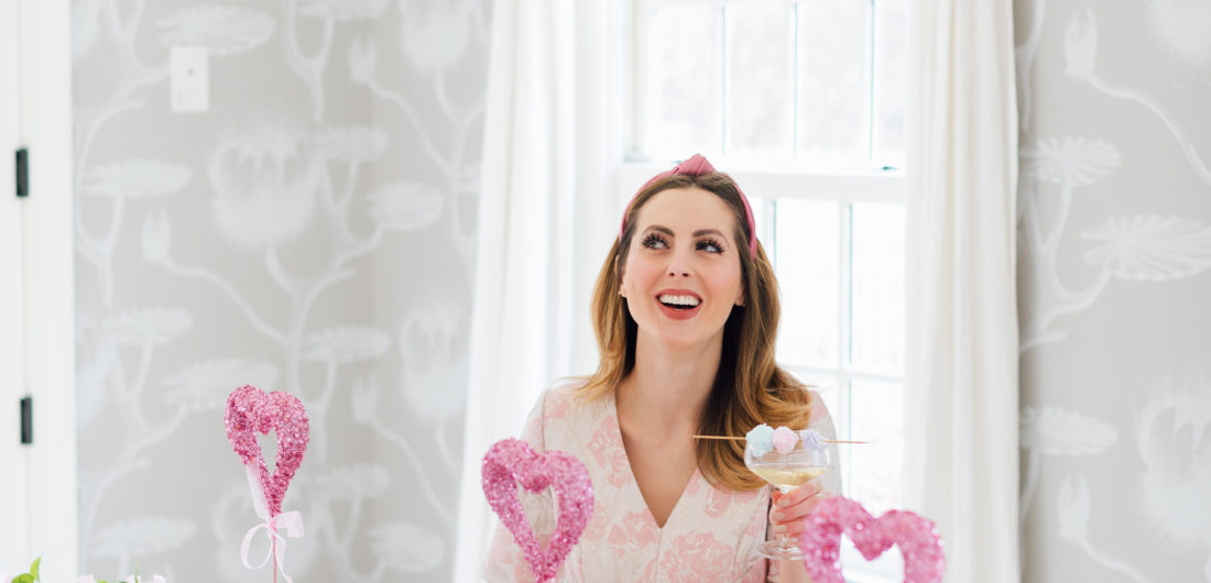Eva Amurri Martino shares inspiration for a fun Galentine's Day luncheon!