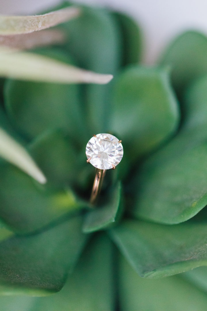 Eva Amurri Martino shares the story of her newly re-designed engagement ring.