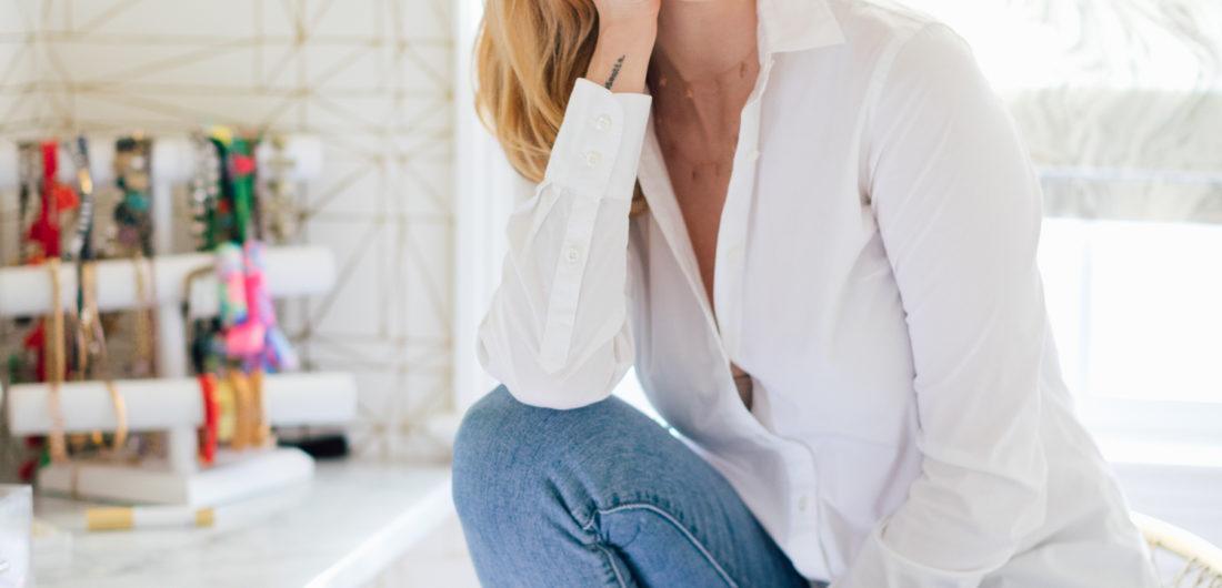 Eva Amurri Martino shares her favorite unique personalized jewelry.